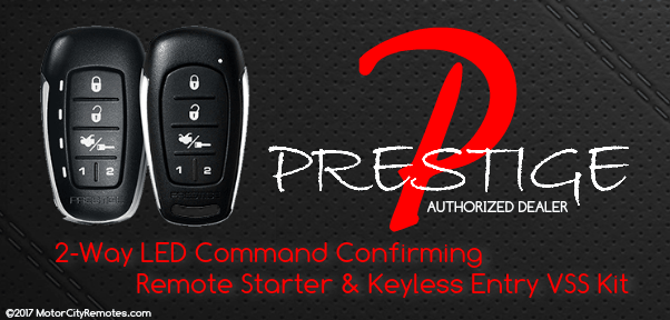Prestige_APS687TWE VSS_2 Way_Remote_Car_Starter_and_Keyless_Entry_System_Vehicle_Specific_Ready_Kit diy remote starter kits prestige 687tw vss diy vehicle specific  at gsmportal.co