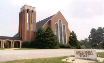 Westminster Presbyterian Church today