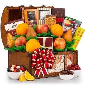 Premium Fruit & Gourmet Chest