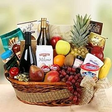 Gourmet baskets same day delivery