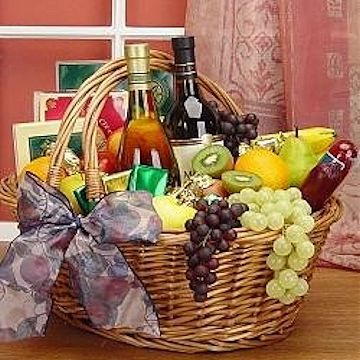 Fruit & Wine delivered today
