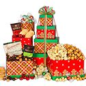 Gourmet Gift Towers for Christmas