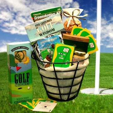 Golf Caddy Gift