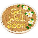Get Well Soon Cookie Cake