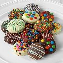 Chocolate-Dipped Oreo� Cookies