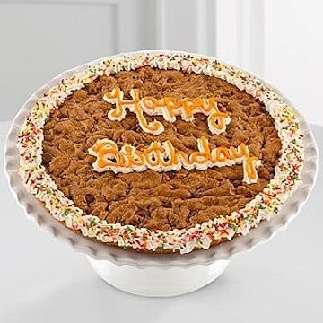Gourmet Cookie Cake Delivered