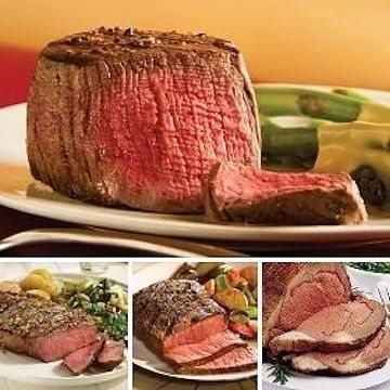 Send a steak combo gift