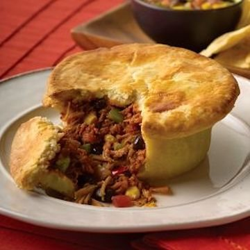 Tex Mex Pot Pies