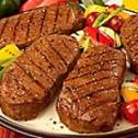 The ultimate cookout steak