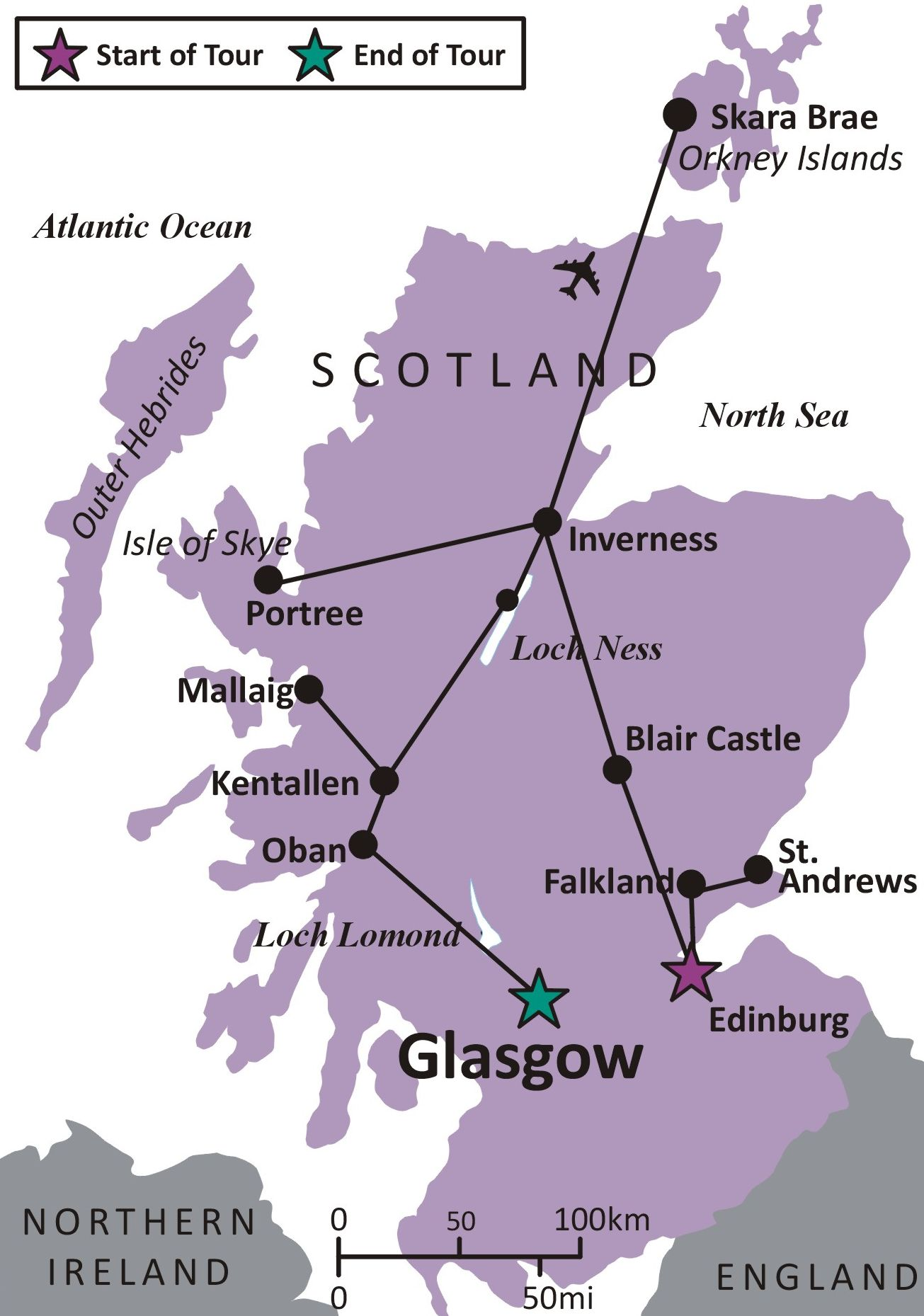 Sights and Soul Travels UK Edinburgh and the Scottish Highlands