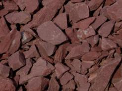 Landscape river stone rock boulder supply nassau suffolk for Red decorative rocks for landscaping