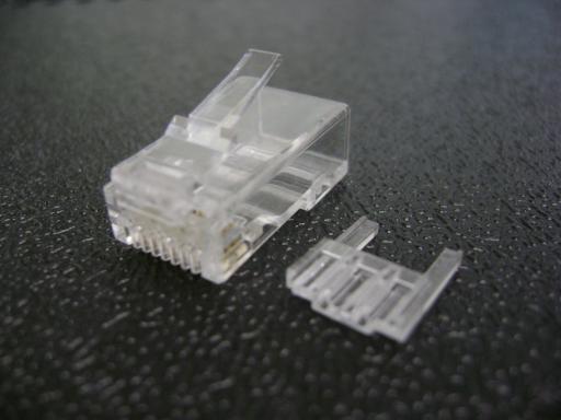 cat 6 wiring diagram with load bar cat5ecableguy.com - 10 pieces cat6 rj45 2-part plug w ... cat 6 wiring diagram 568a