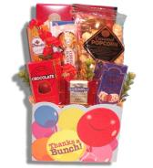 Thanks A Bunch Thank You Gift Basket Montreal