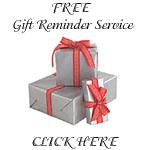 Gift Reminder Service