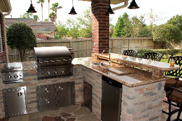Outdoor Kitchen Products Granite Dcs Grill Big Green Egg Warming Drawer Ice Maker Doors