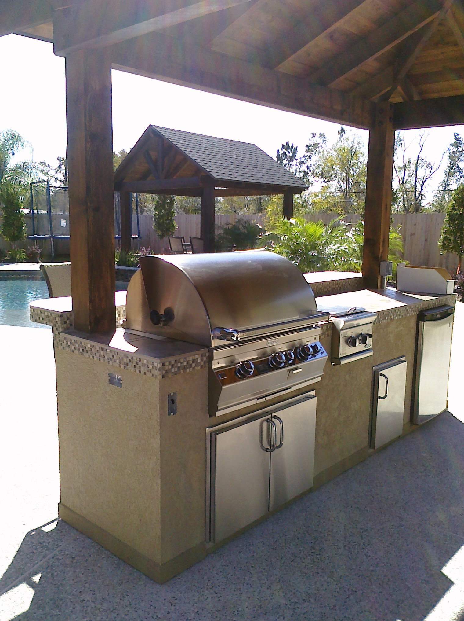 Outdoor kitchen equipment houston outdoor kitchen gas for Outdoor kitchen equipment