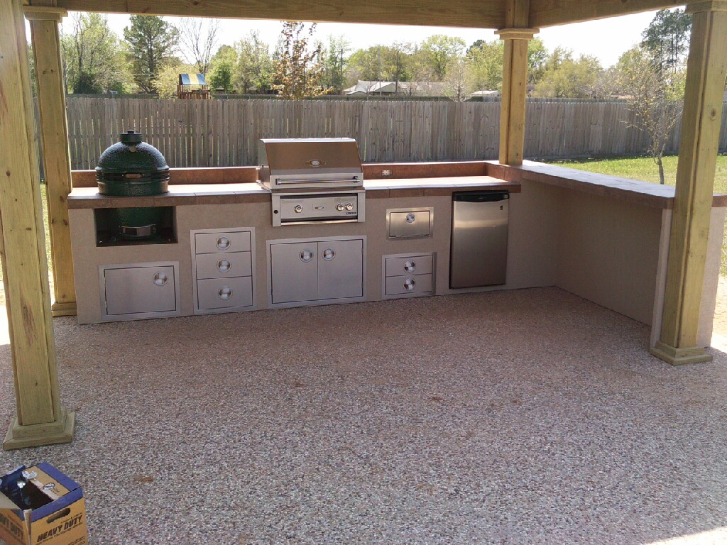 Outdoor Kitchen Supplies Houston The Best And Latest Design Inspiration For Your