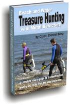 Beach and Water Treasure Hunting with Metal Detectors