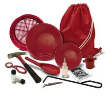 Fisher Hardrock Gold Panning Kit