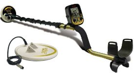 Fisher Gold Bug Pro Metal Detector Coil Combo