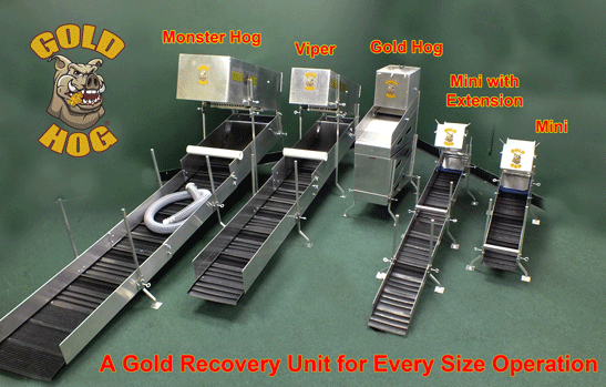 Gold Hog Highbankers Gold Rush Trading Post