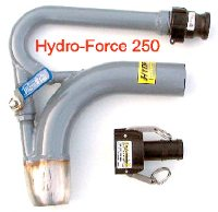 Hydro-Force 250 nozzle