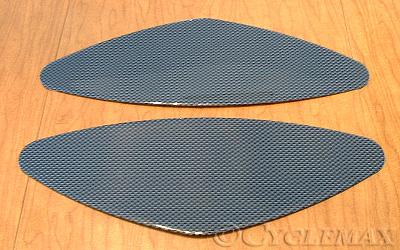 GL1800 Carbon Fiber Tank Scuff Pads