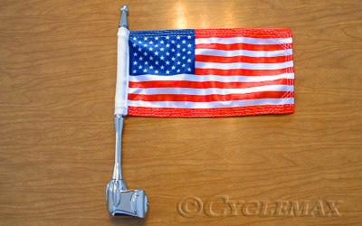 GL1800 Antenna Mount Flag Holder
