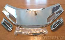 GL1500 Chrome Windshield Panel