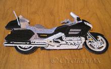 GL1800 Honda Bike Patch