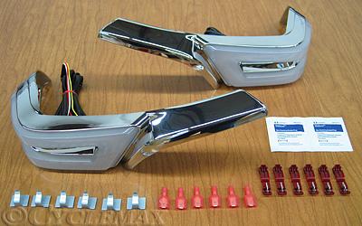 GL1800 Sequential Passenger Armrest LED Lights