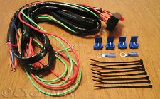 Universal Isolated Trailer Wiring Harness