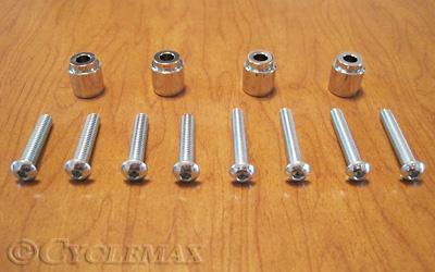Goldwing Trunk Rack Riser Kit