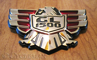 GL1500 Side Cover Emblem
