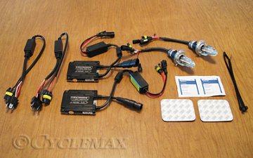 Valkyrie 35 Watt HID Headlight Kit