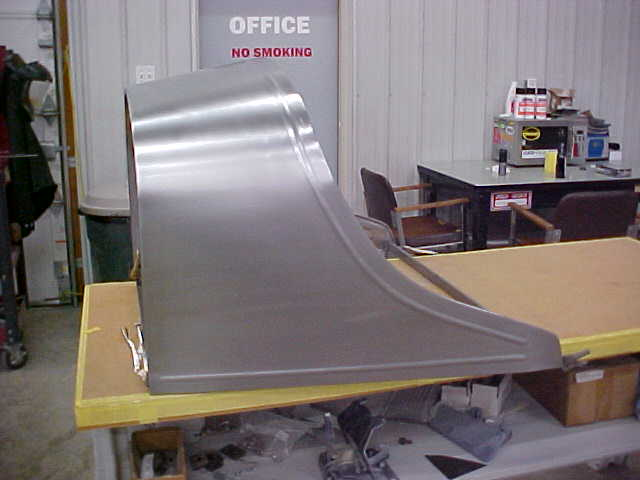 Stoinoff S Auto Restorations Sheet Metal Fabrication