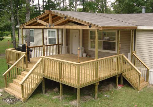 Awnings and Carports: Mobile Home Depot