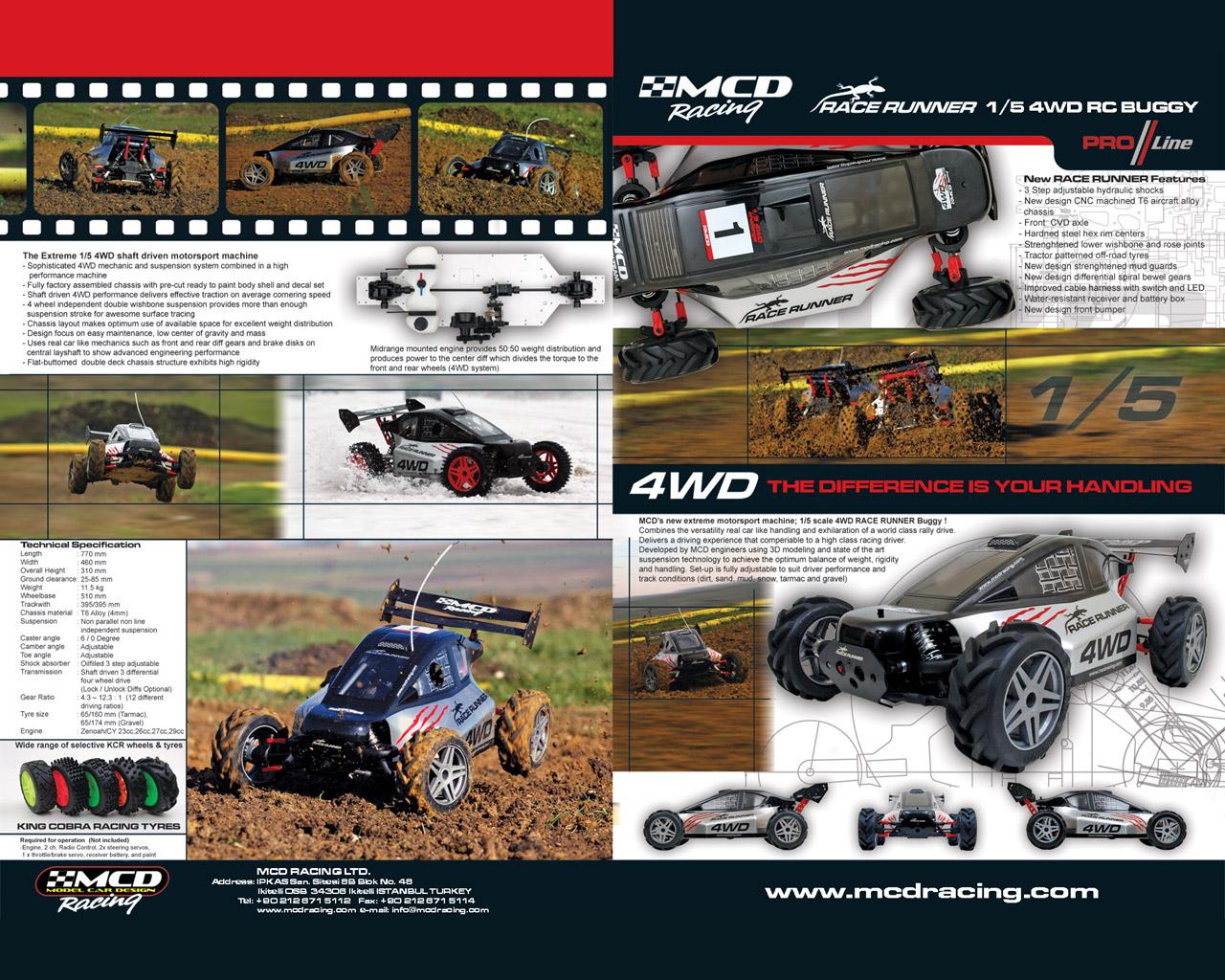 MCD 4X4 Cars & Trucks