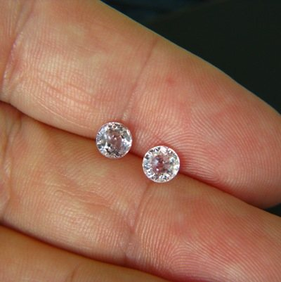 gemstone photo Burmese Spinel Pair 1.36 carat