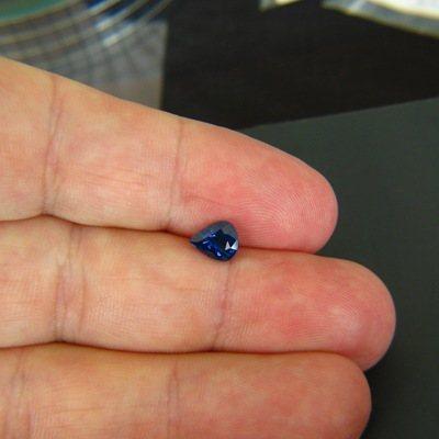 gemstone photo Sapphire 1.35 carat