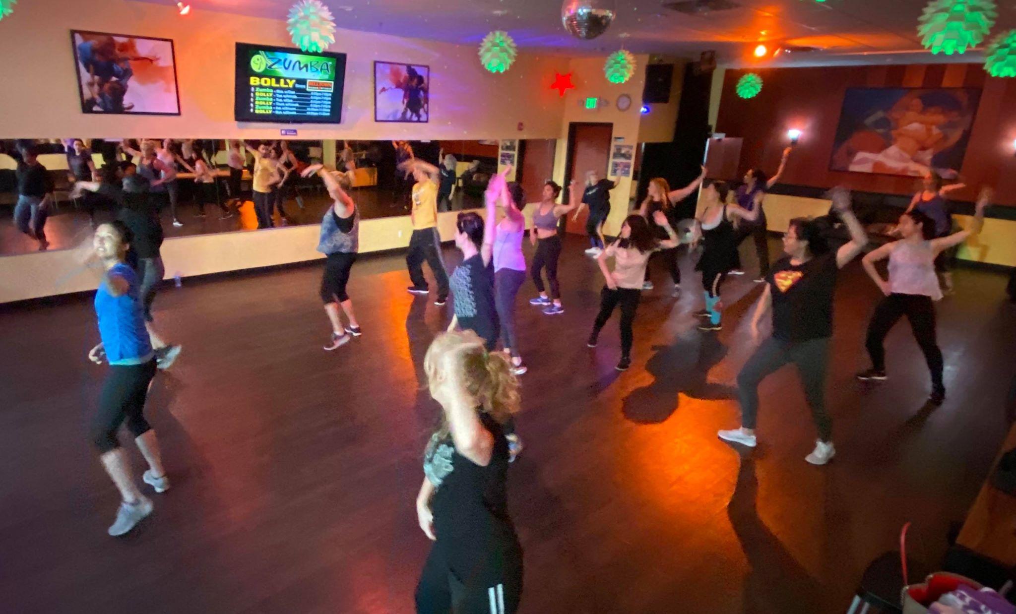 Belltown Dance Studio Seattle - DJ Yambu - YouTube