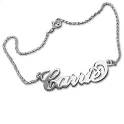 Carrie Name Bracelet
