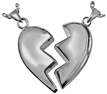 companion heart cremation jewellery urn jewellery