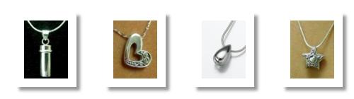 Urn Memorial Jewellery