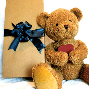 Personalised Keepsake Bear