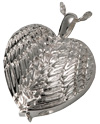 Angel Wing cremation jewellery urn jewellery