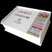 personalised Memory Keepsake Boxes