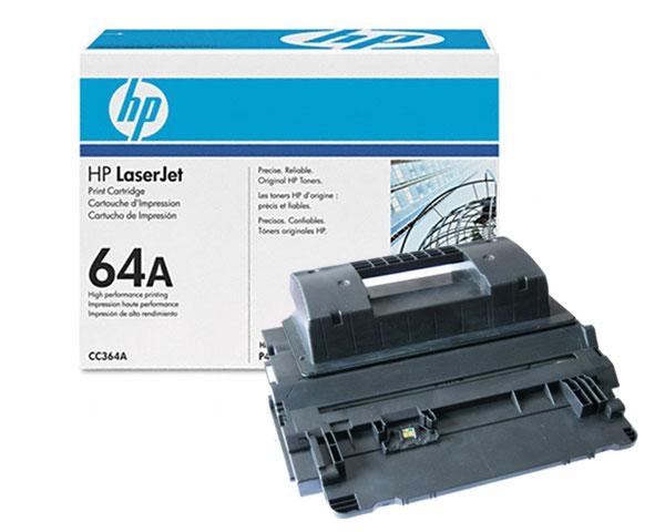 HP 64A toner - HP CC364A