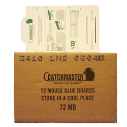 Catchmaster Glue Boards 72 MB