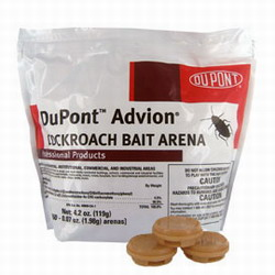advion roach bait arena
